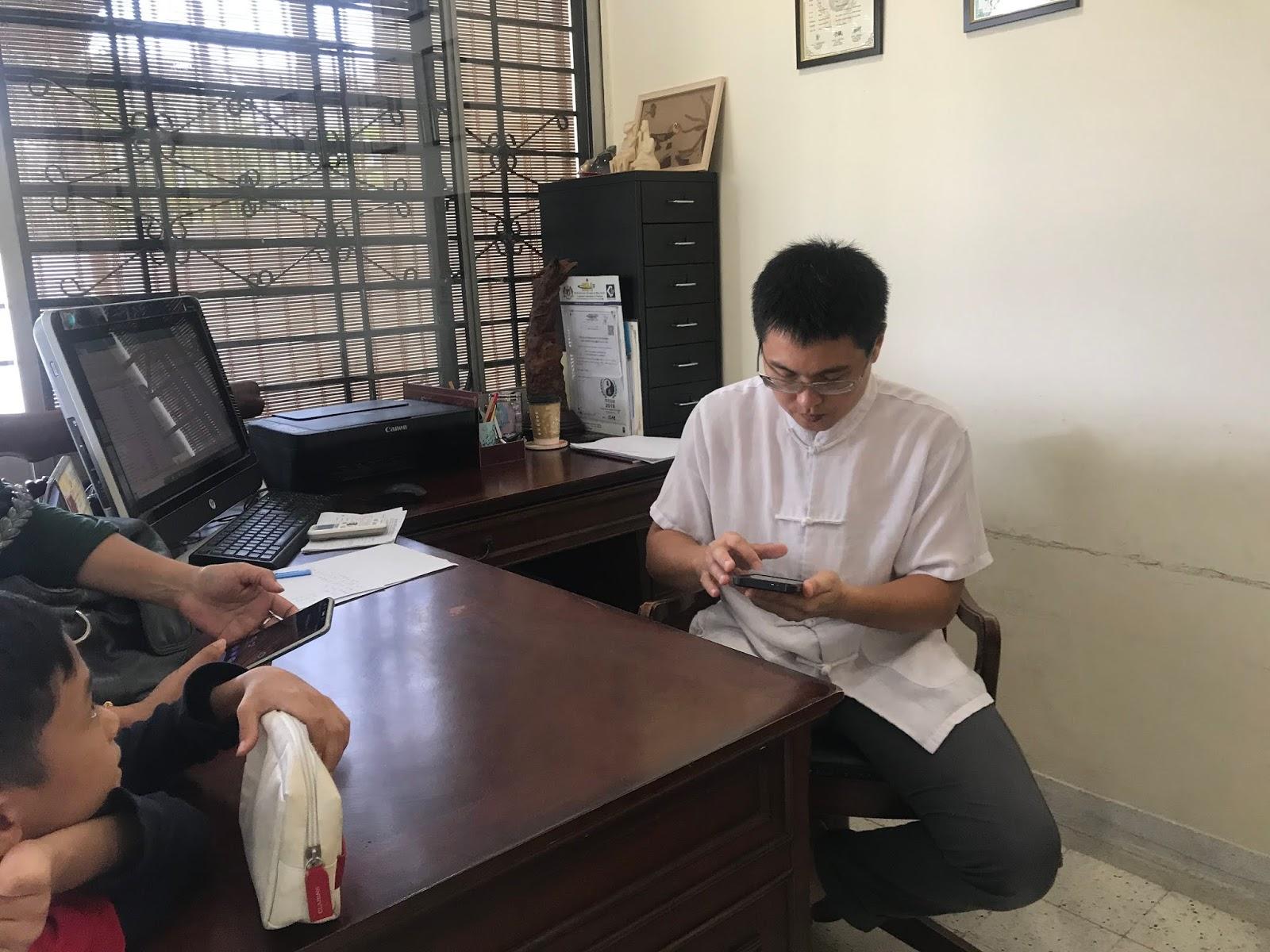 Akupuntur Dan Berbekam Untuk Kesihatan Di Shan Yuan Accupunture Centre