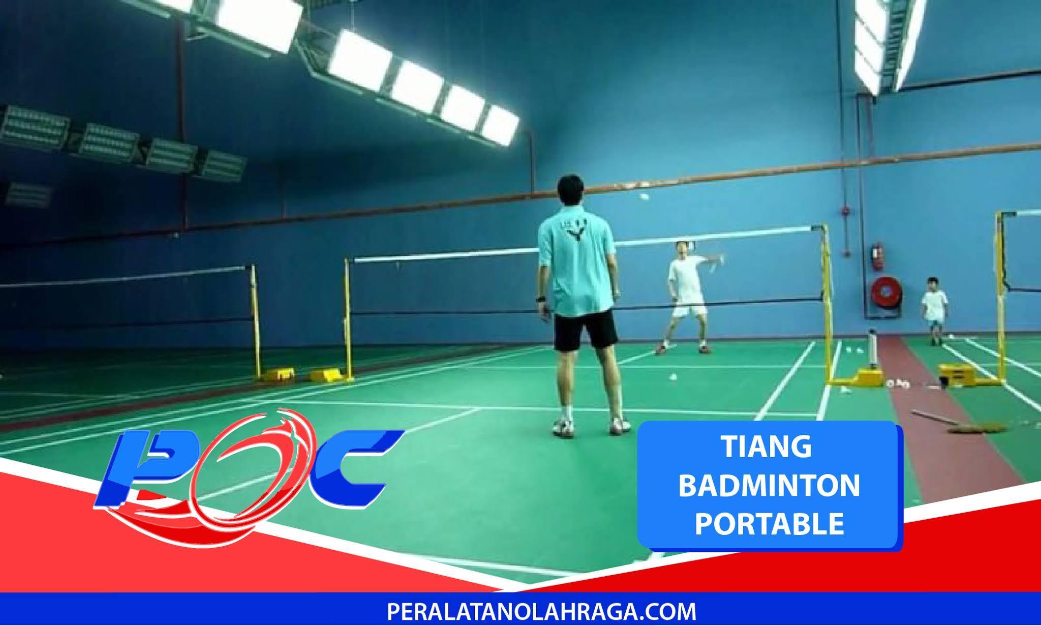 Net Badminton Portable