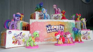 My Little Pony Hidden Dissectibles Series 2 Figures