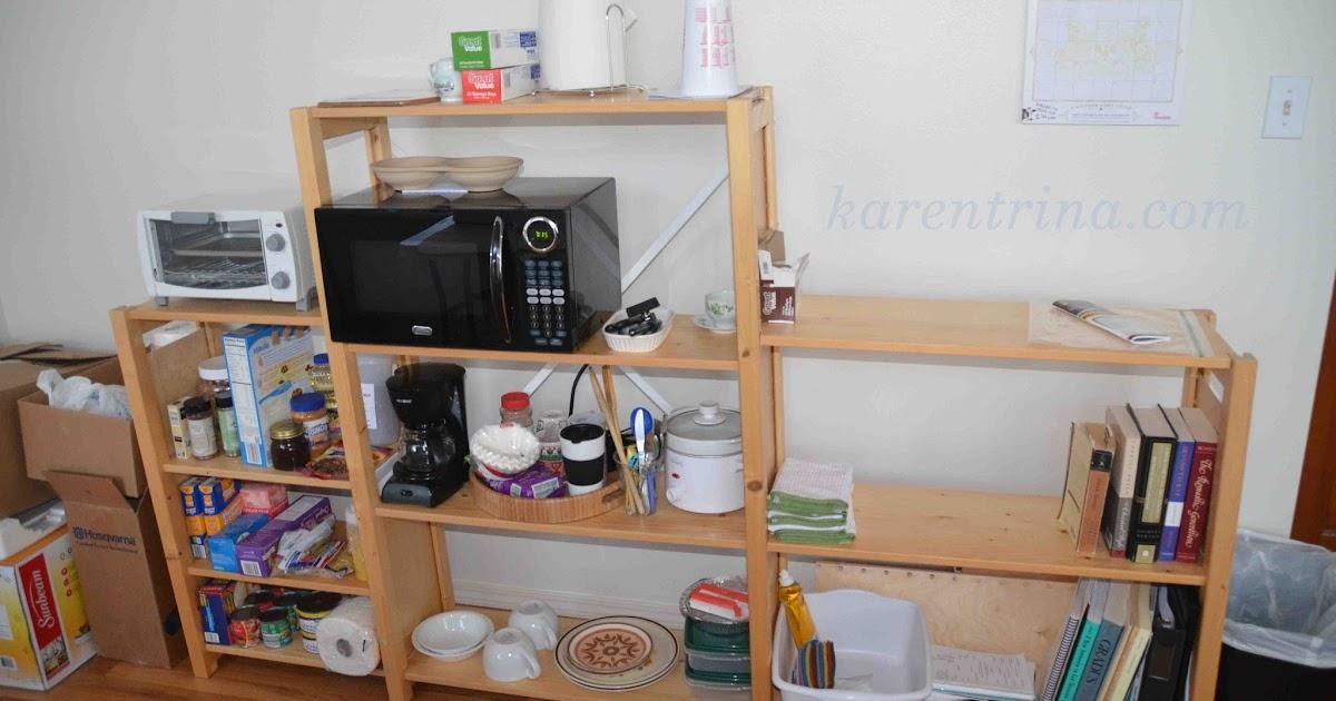 KarenTrina Childress : Dorm Room Cooking