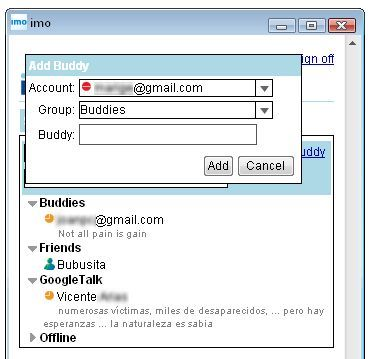 Imo Download for Java mobile phone - All Guide Social Networking