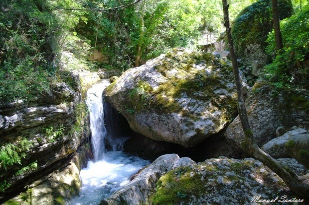 Valle dell'Orfento, Ponte del Vallone