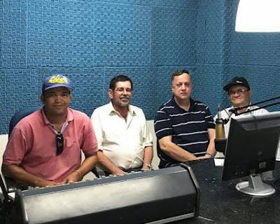 Resultado de imagem para fotos do estudio da radio potengi