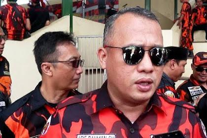 Pemuda Pancasila Ingatkan Jokowi agar Waspada Bisikan-bisikan Soal RUU HIP