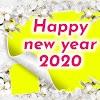 Happy New year 2020 wish photo shayari & sms