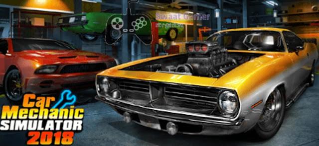 تحميل لعبة Car Mechanic Simulator 2018 للكمبيوتر مجانا