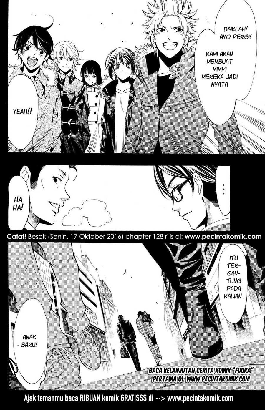 Fuuka Chapter 127-18
