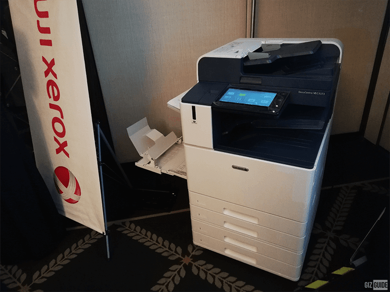 Fuji Xerox launches 14 multi-function printers with the ApeosPort-VII C and DocuCentre-VII C series