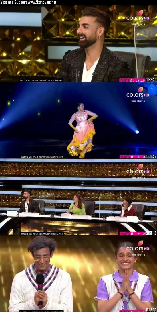 Dance Deewane Season 2 - 03 April 2021 HDTV 480p 400MB