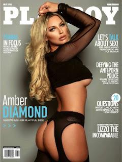 Playboy Nueva Zelanda – Julio 2019
