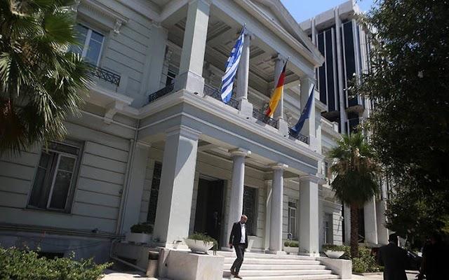 ΥΠΕΞ: Η Ελλάδα στηρίζει τη σταθεροποίηση των περιοχών που απελευθερώθηκαν από τον ISIS