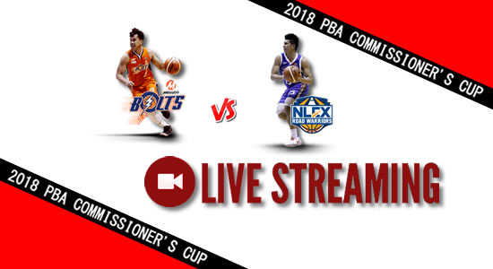 Livestream List: Meralco vs NLEX May 4, 2018 PBA Commissioner's Cup