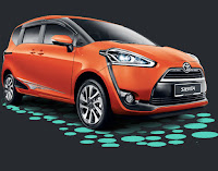 Tempat Kredit Mobil Toyota All New Sienta