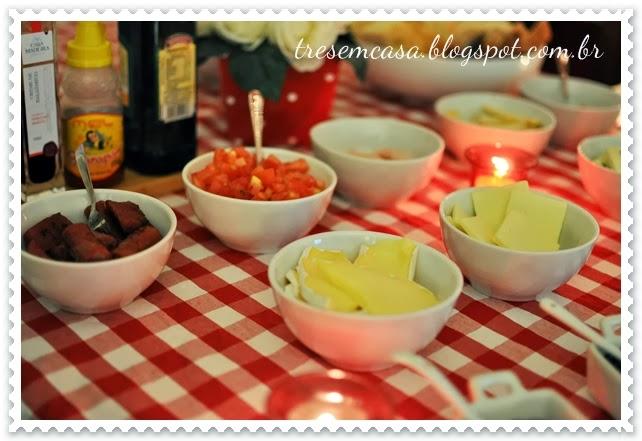 queijos bruschetta