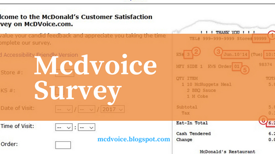 McDVoice Survey: The Way To Complete It, Tricks And Advices summer%2Bdeals%2521%25281%2529