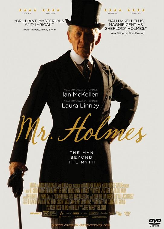 فیلم دوبله : آقای هلمز (2015) Mr. Holmes