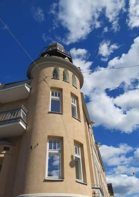 Edificios de Helsinquia