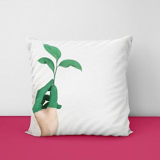 lemon cushion covers