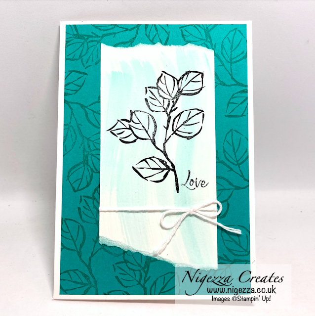 Watercolor Technique Blog Hop