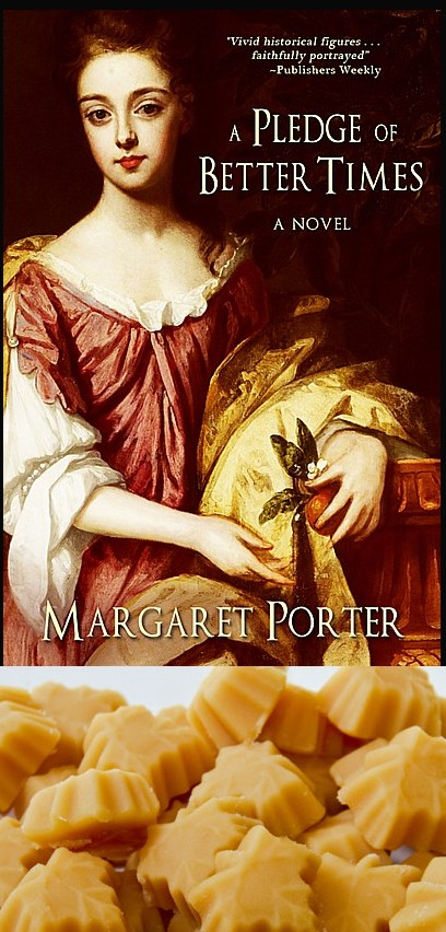 And Margaret Porter's Winner is: S.J.F.