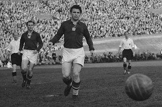 كأس العالم سويسرا 1954 يشهد أكبر عدد من الهاتريك