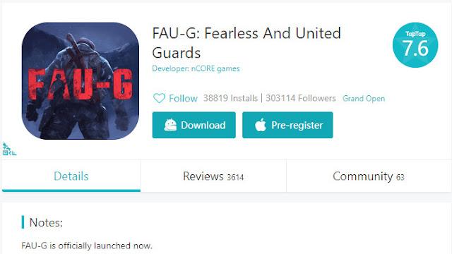 تحميل FAU-G للاندرويد والايفون رسميًا على الموبيل أخيرًا تم أطلاقها