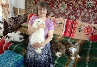 Я с Яной, Лёшей и Томом