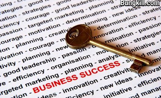 Ingin Sukses Dalam Bisnis, Inilah 4 Kunci Sukses Dalam Berbisinis
