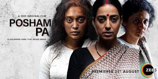Posham Pa (2019) Hindi DD2.0 1080p, 720p, HEVC, 480p WEB-DL x264
