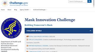 """Mask Innovation Challenge: Building Tomorrow's Mask"""