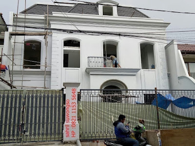 pagar tempamewah untuk rumah klasik