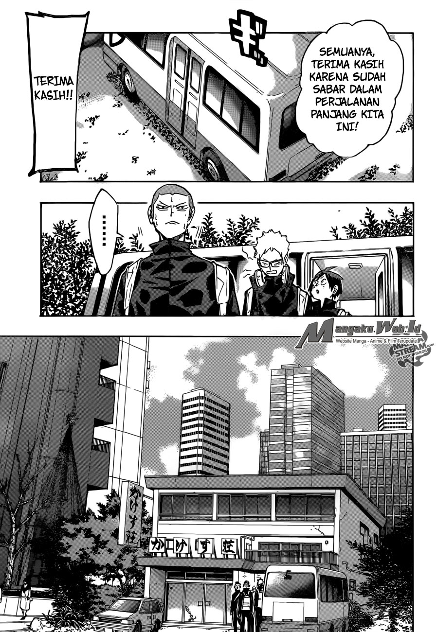 Haikyuu Chapter 230-4