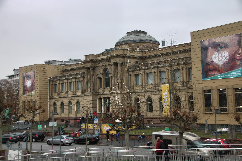 Ausstellung Frankfurt Städel