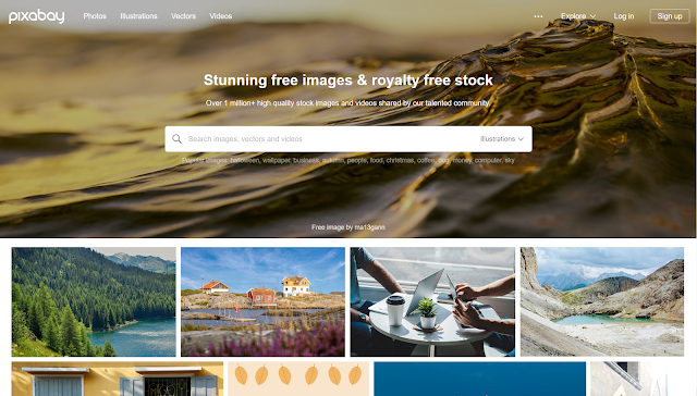 Top5 Websites for Free Stock Images and Videos