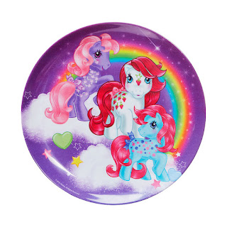 My Little Pony G1 Twice-a-Fancy Pony Items at the Reject Shop