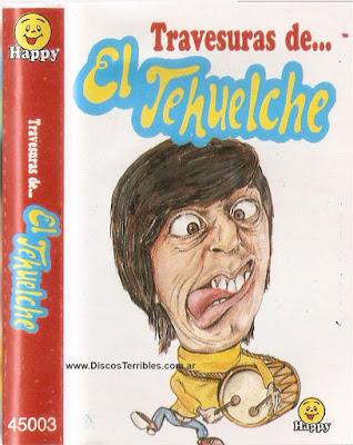 Ismael Echeverria - EL TEHUELCHE
