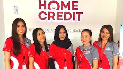 Lowongan Kerja PT Home Credit Indonesia