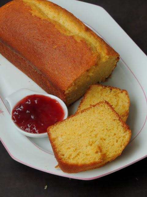 Mupotohayi, Cornmeal Bread