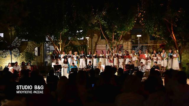 Με επιτυχία η εκδηλωση στο ΦΟΥΓΑΡΟ για την αναστήλωση του Αγίου Νικολάου