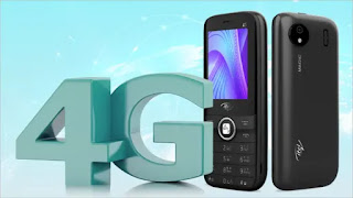 Itel Magic 2 4G (it9210 model) is priced at Rs 2,349 in India.