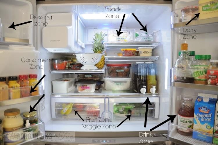 Organizing That Freezer Organizing Made Fun
