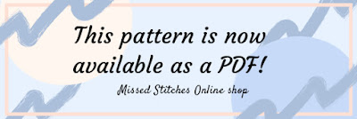 Click Here to purchase PDF file of this pattern!