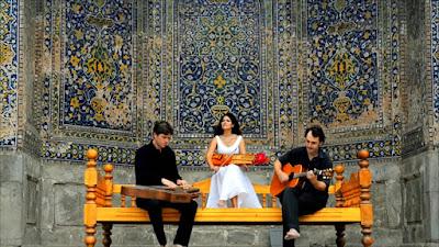 """""""Luna Sefardita"""" un bello tema musical interpretado por Ana Alcaide."""