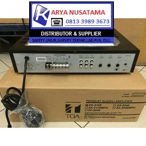 Jual Penguat Suara TOA ZA-2120 Amplifier di Lampung