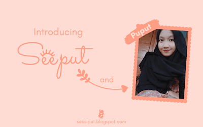 Banner Introducing Seeput and Puput
