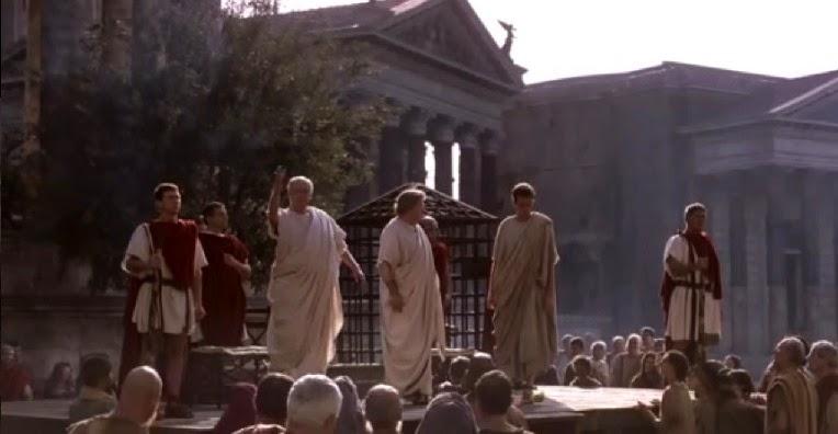 Decadencia del derecho en la antigua Roma