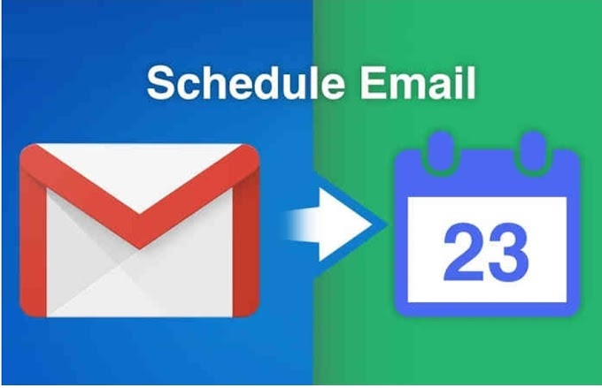 You can email to Gmail Schedule, find out how this feature is used