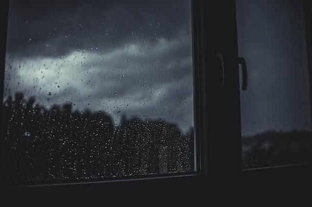 Malam hujan
