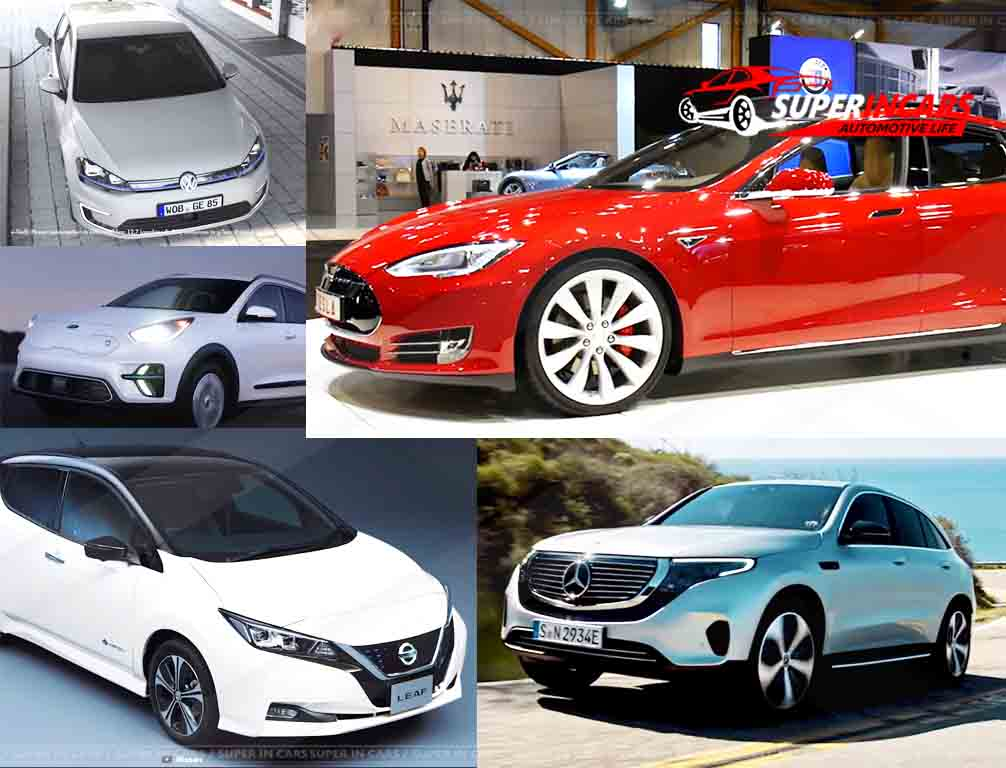 Top 5 Best Electric Cars 2019 For Sale