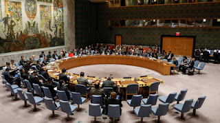 UN Security Council impose new sanctions on North Korea